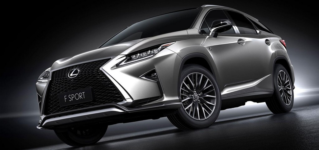 2016 Lexus RX 200t F SPORT 1 2016 Lexus RX 200t F SPORT Features and details