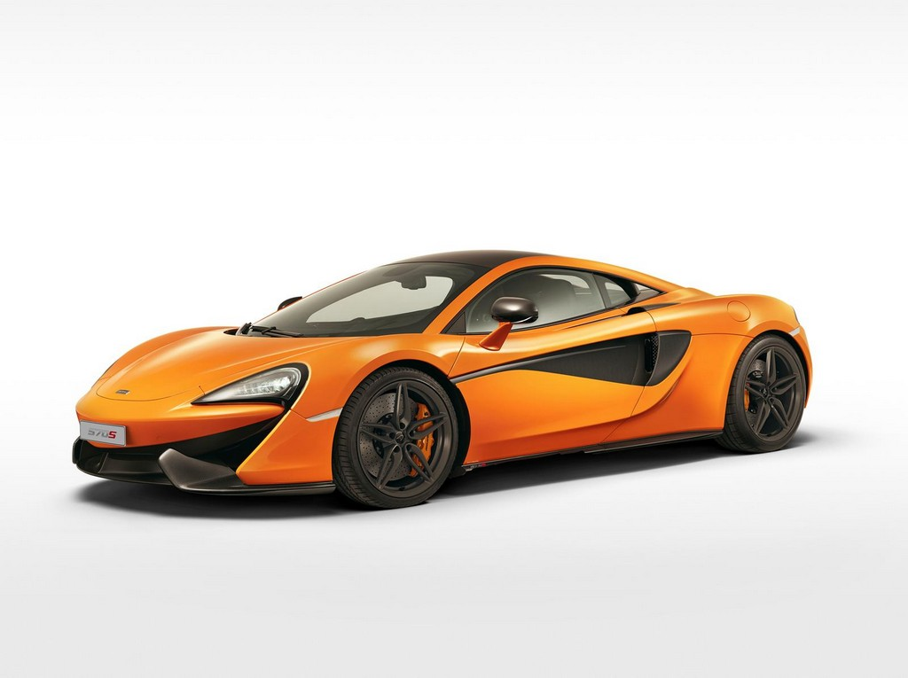 2016 McLaren 570S Coupe 1 McLaren Goes Official On 2016 570S Coupe