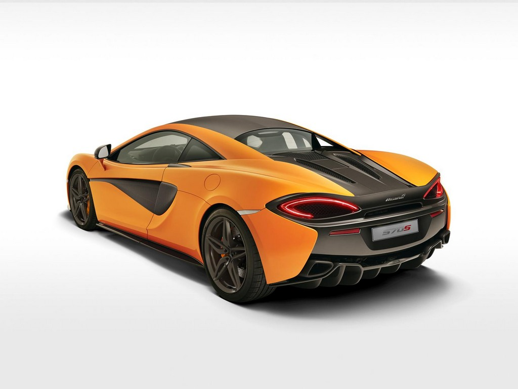 2016 McLaren 570S Coupe 3 McLaren Goes Official On 2016 570S Coupe