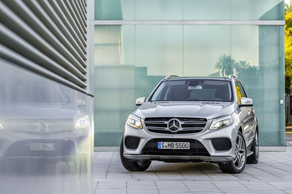 2016 Mercedes Benz GLE 1 2016 Mercedes Benz GLE Price Revealed