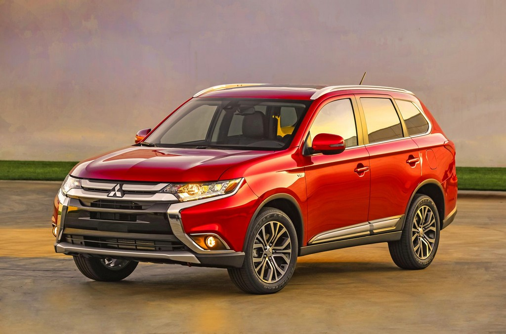 2016 Mitsubishi Outlander SUV Features and details ...
