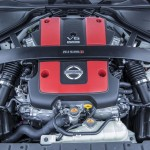 2016 Nissan 370Z Engine