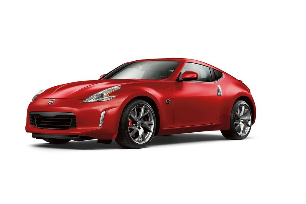 2016 Nissan 370Z 2016 Nissan 370Z : Features and details