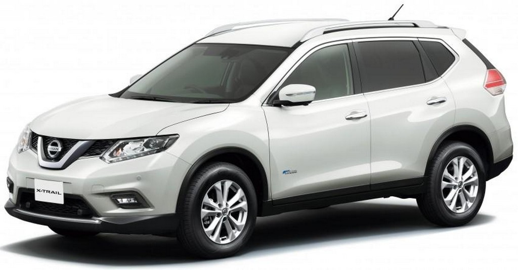 2016 Nissan X Trail Hybrid 1 2016 Nissan X Trail Hybrid : Features and specs