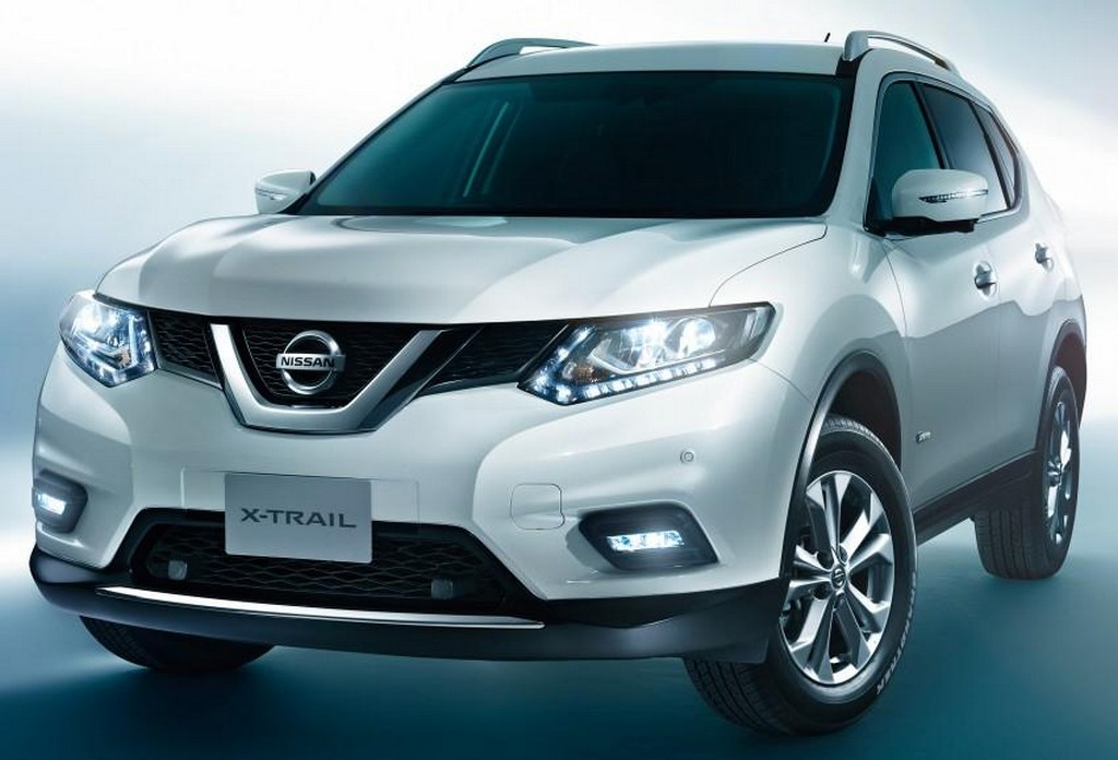 2016 nissan x trail hybrid features and specs. Black Bedroom Furniture Sets. Home Design Ideas