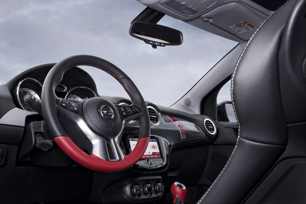 2016 Opel Adam Rocks S Interior 2016 Opel Adam Rocks S : Details