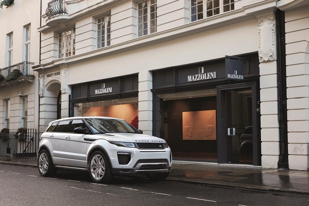 2016 Range Rover Evoque facelift 1 2016 Range Rover Evoque Facelifted Version