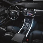 2016 Range Rover Evoque facelift Interior (1)