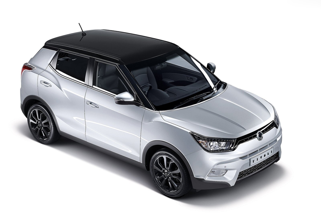 2016 SsangYong Tivoli 1 2016 SsangYong Tivoli : Features and details