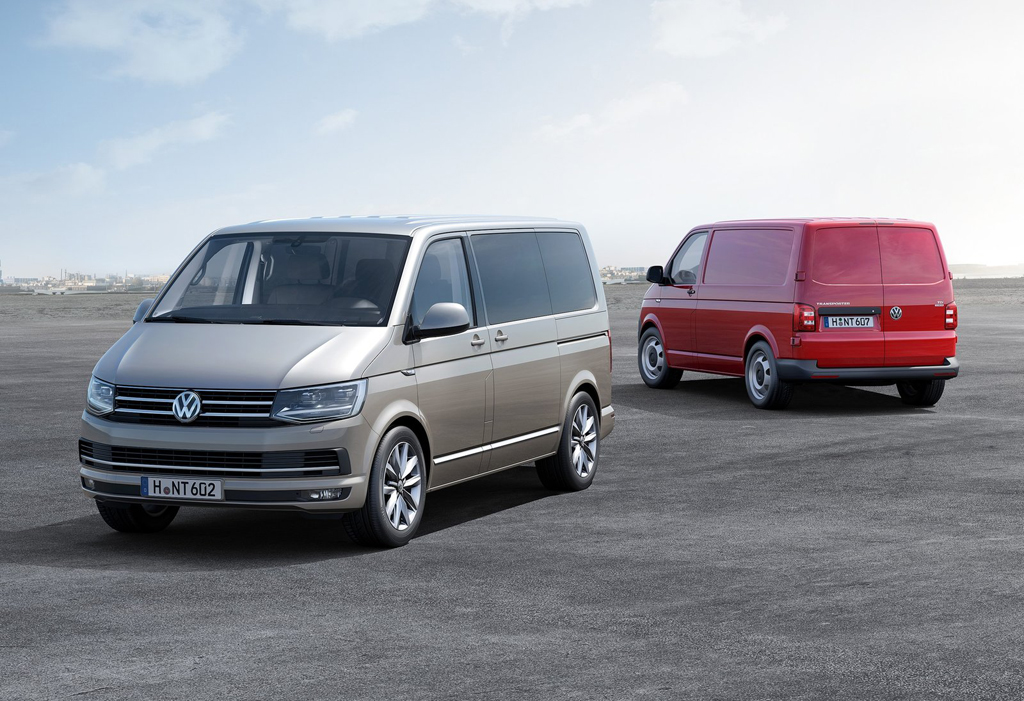 2016 Volkswagen Transporter T6 2 2016 Volkswagen Transporter T6 : Features and details