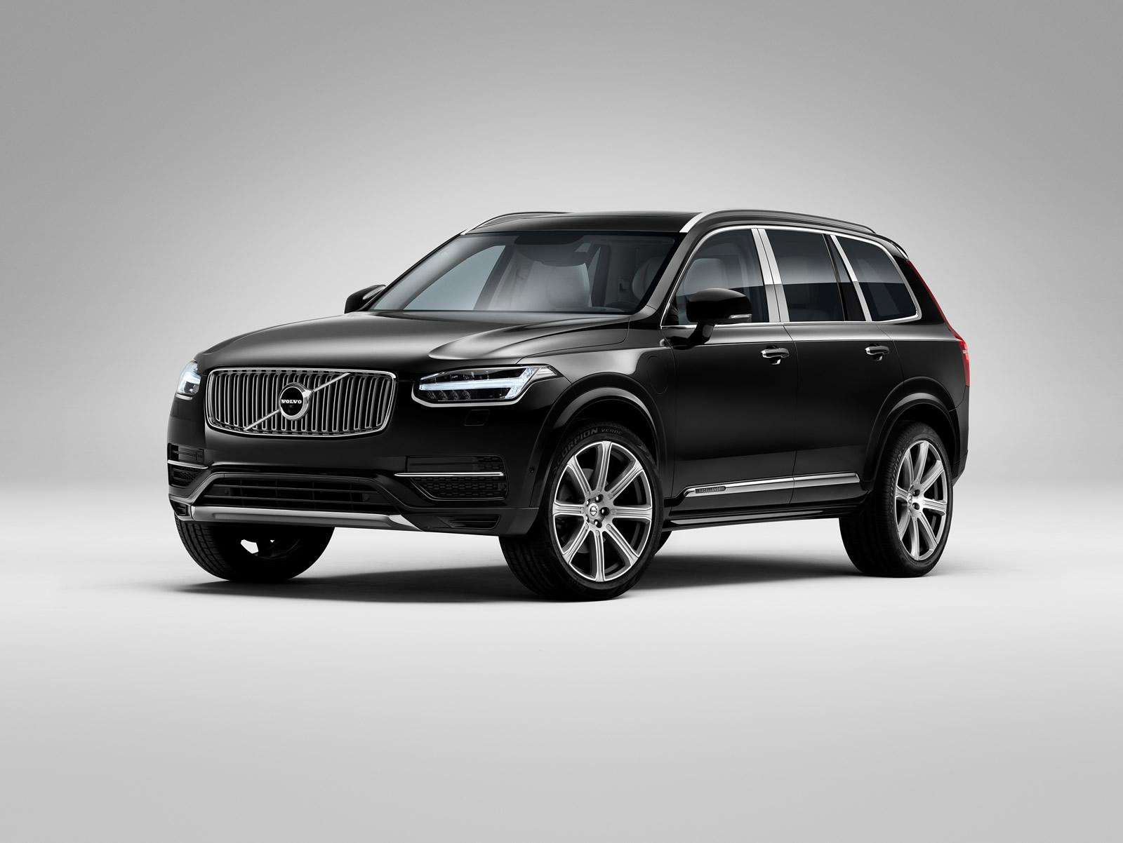 2016 Volvo XC90 Excellence 1 2016 Volvo XC90 Excellence Features and details