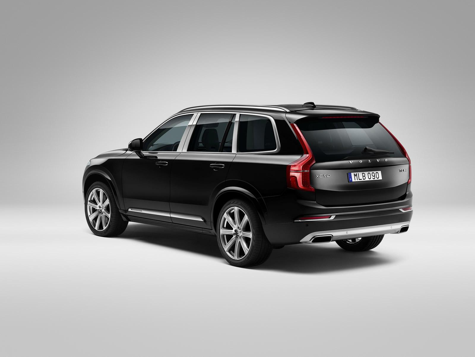 2016 Volvo XC90 Excellence 2 2016 Volvo XC90 Excellence Features and details