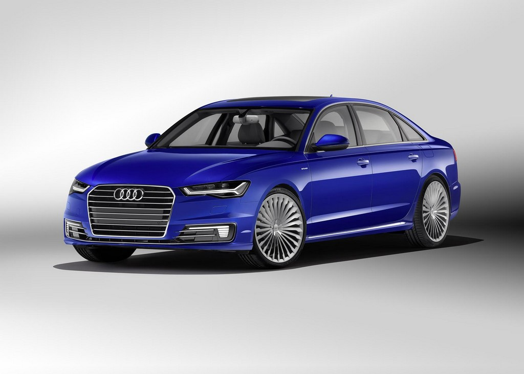 2017 Audi A6 L e tron 1 2017 Audi A6L e tron Features and details
