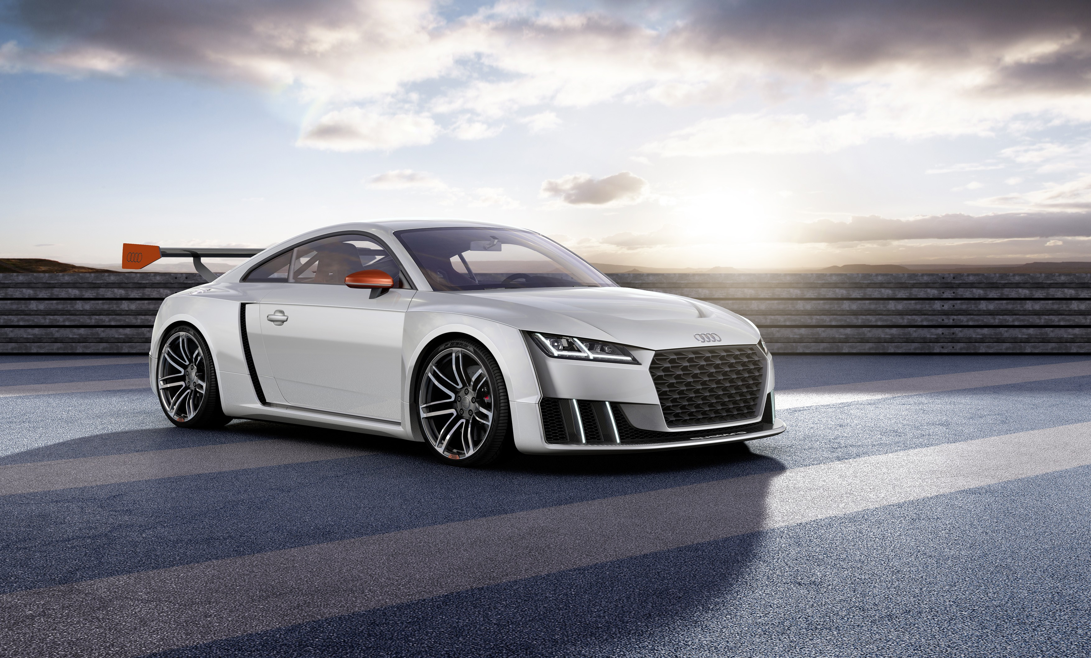 2015 Audi TT Clubsport Turbo Concept 1 2015 Audi TT Clubsport Turbo Concept