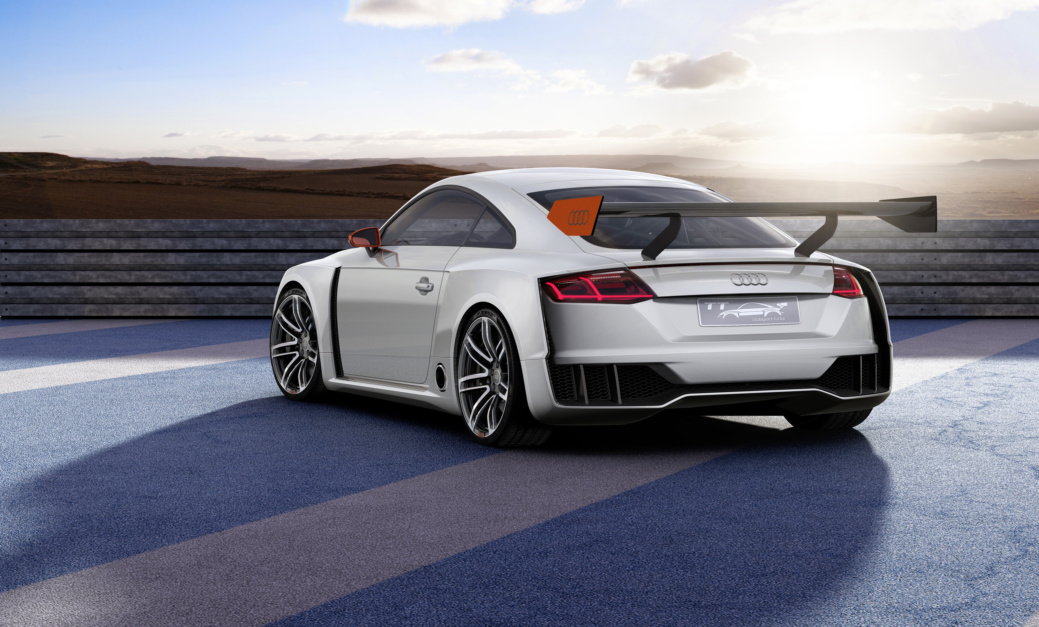 2015 Audi TT Clubsport Turbo Concept 2 2015 Audi TT Clubsport Turbo Concept