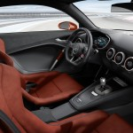 2015 Audi TT Clubsport Turbo Concept Interior (2)