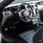 2015 Ford Mustang Convertible EU-Version Interior (1)