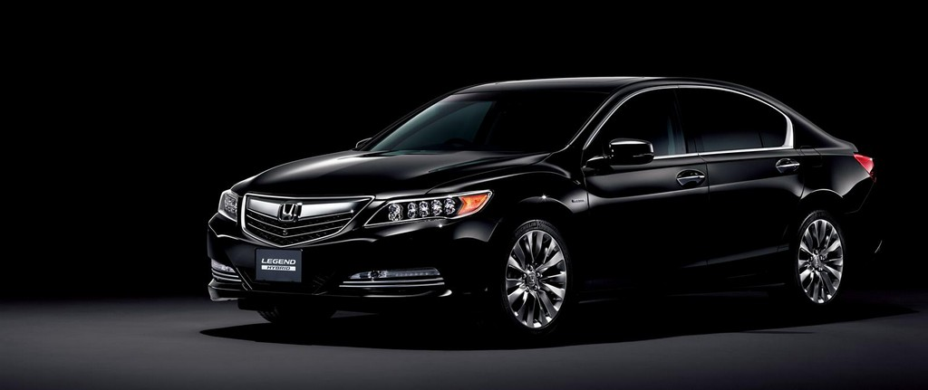 2015 Honda Legend 1 2015 Honda Acura model as the 'Legend' in Japan