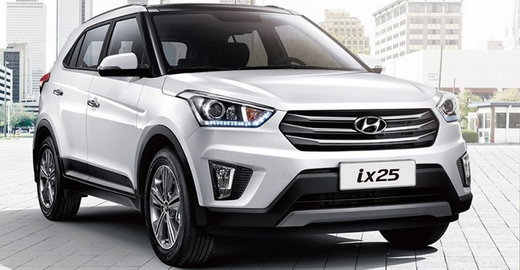 2015 Hyundai ix25 SUV 2015 Hyundai ix25 SUV to be launched in India : Details