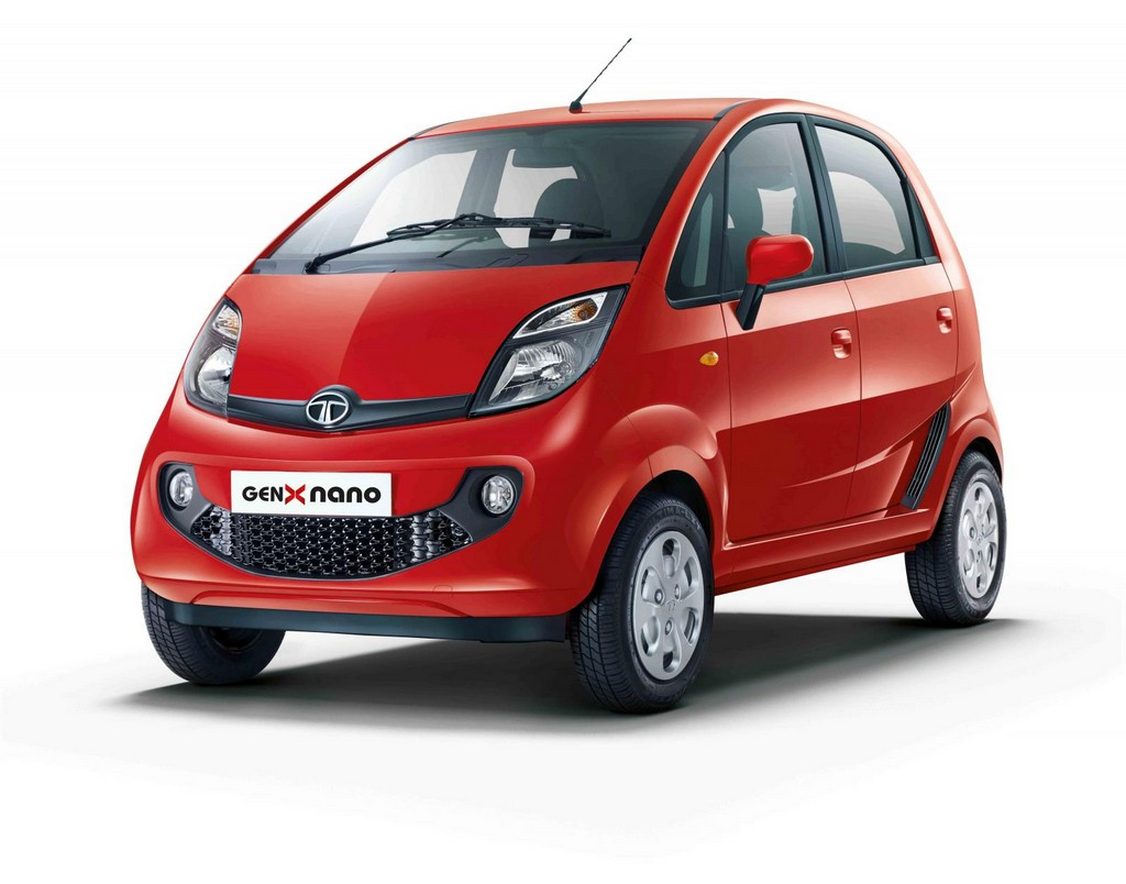 2015 Tata Nano Genx 1 New 2015 Tata Nano Genx is revealed and up for sale