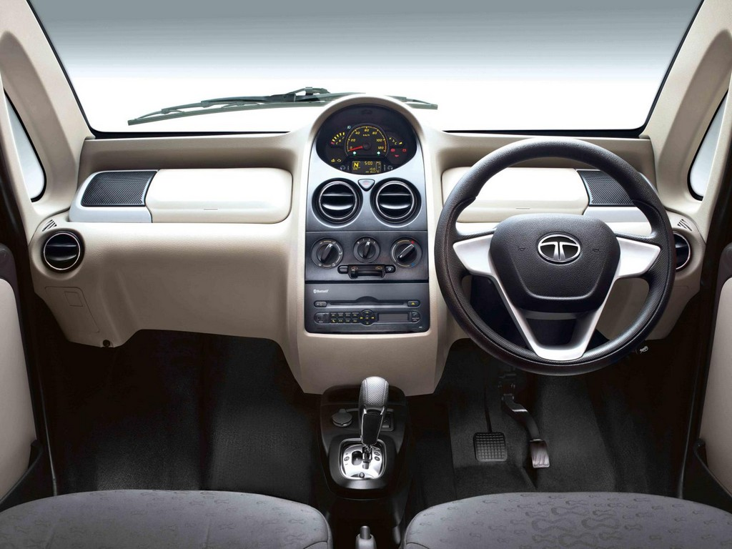 2015 Tata Nano Genx Interior 1 New 2015 Tata Nano Genx is revealed and up for sale