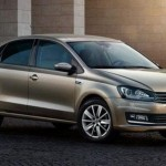 2015 Volkswagen Polo Sedan facelift (1)