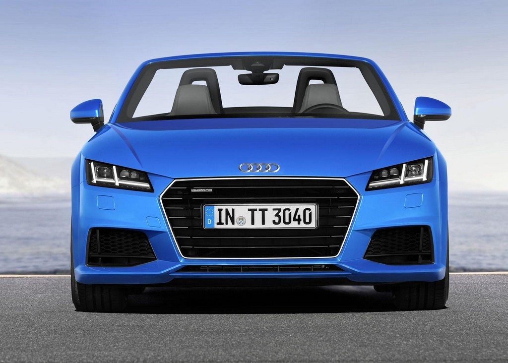 2016 Audi TT 1 2016 Audi TT in USA , Features and Price
