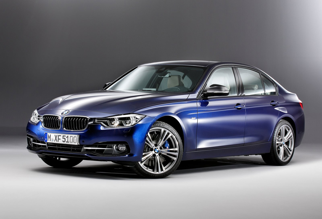 2016 BMW 3 Series 1 2016 BMW 3 Series Features and photos