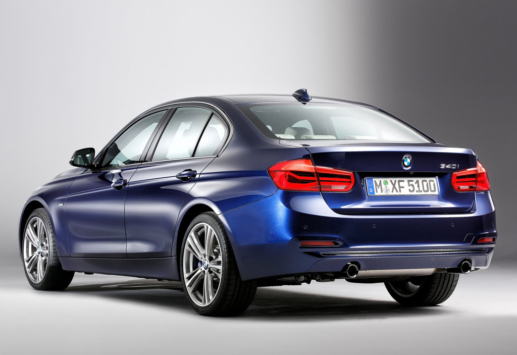 2016 BMW 3 Series 2 2016 BMW 3 Series Features and photos