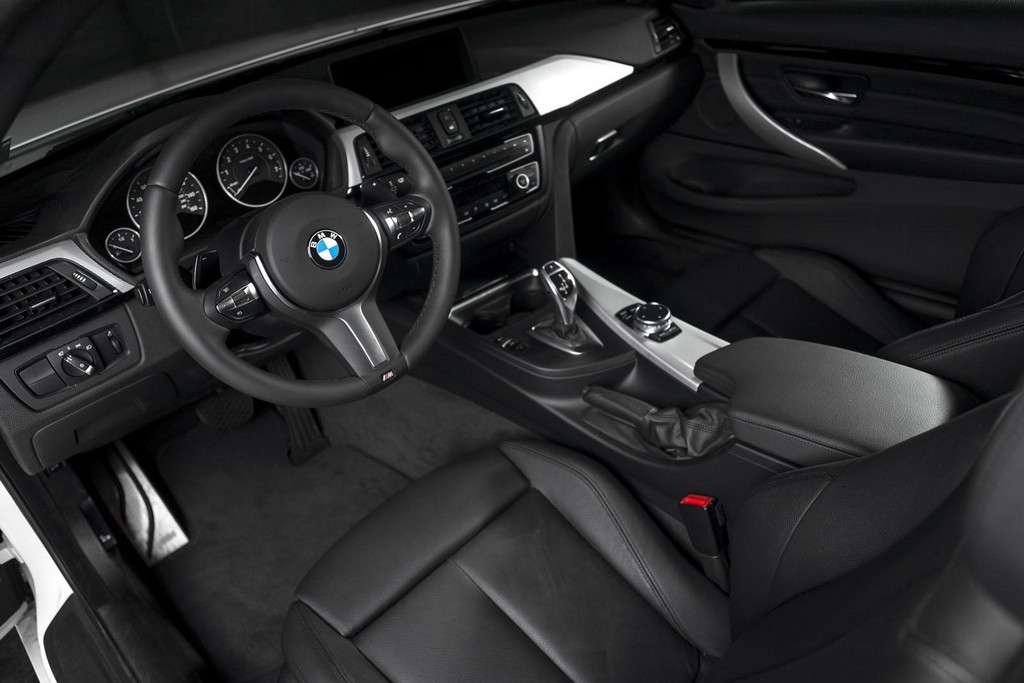 2016 BMW 435i ZHP Coupe 11 2016 BMW 435i ZHP Coupe unveiled : details