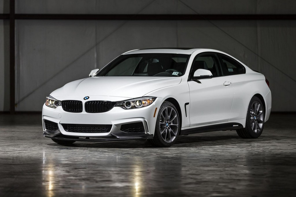 2016 BMW 435i ZHP Coupe 2 2016 BMW 435i ZHP Coupe unveiled : details