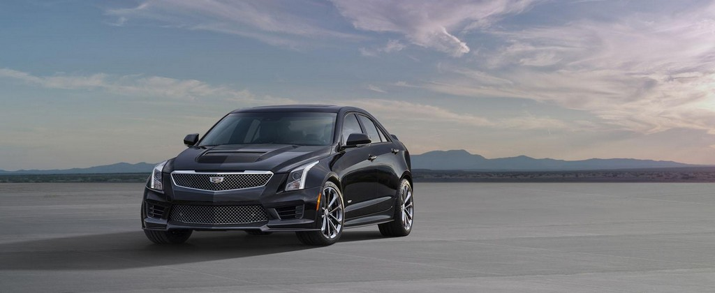 2016 Cadillac ATS V Sedan 1 2016 Cadillac ATS V Sedan Features and details