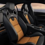2016 Cadillac ATS-V Sedan Interior