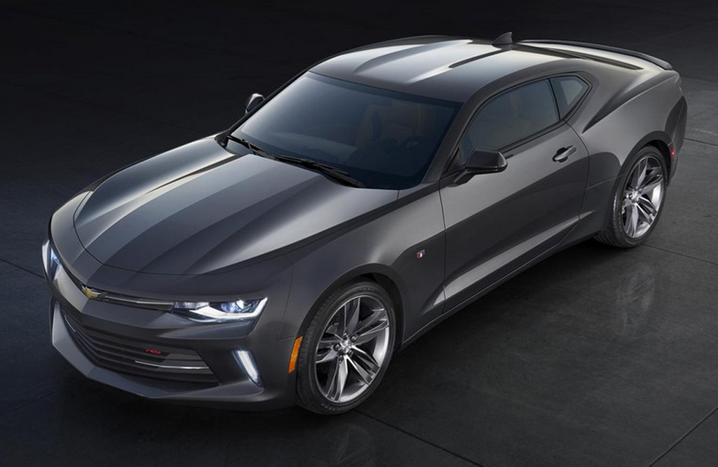 2016 Chevrolet Camaro 1 2016 Chevrolet Camaro Features and specs