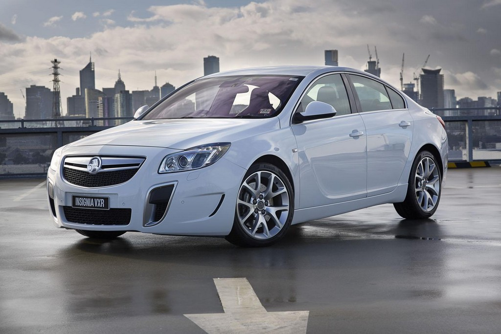 2016 Holden Insignia VXR 1 2016 Holden Insignia VXR : Features and specs
