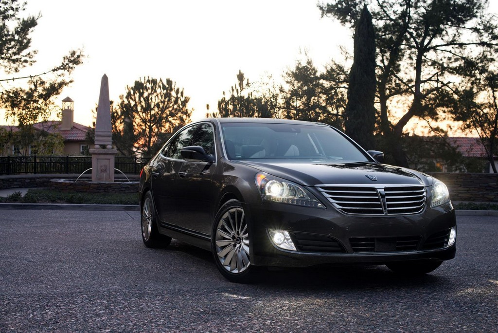 2016 Hyundai Equus 1 2016 Hyundai Equus unveiled : Features and details