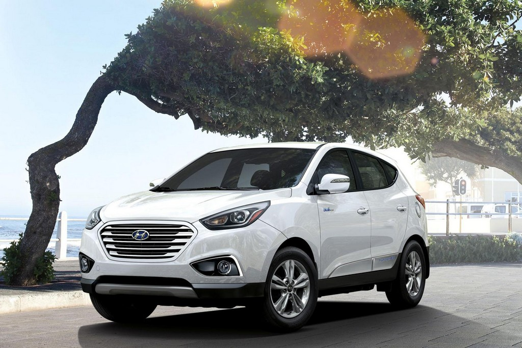 2016 Hyundai Tucson Fuel Cell 1 2016 Hyundai Tucson Fuel Cell : Features and details