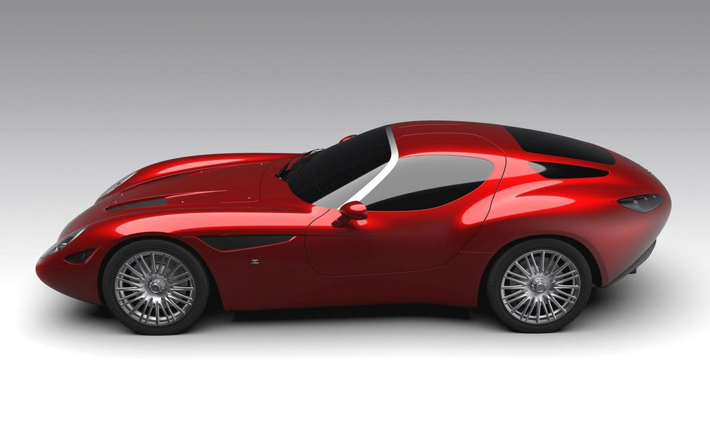 2016 Maserati Mostro by Zagato 1 2016 Maserati Mostro from Zagato sees light of day