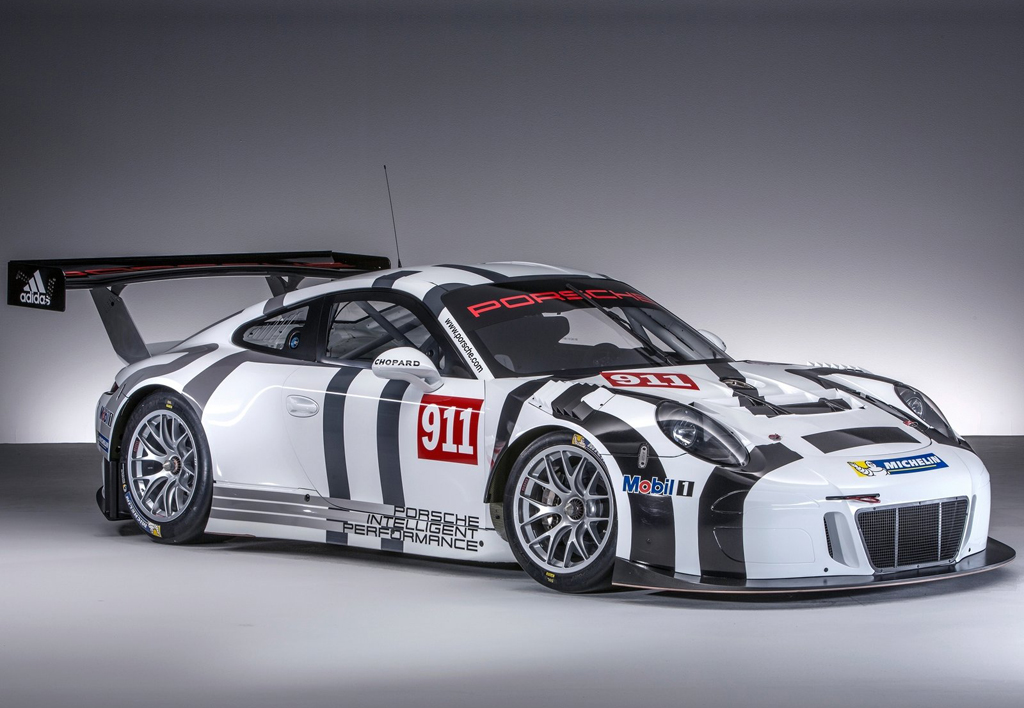 2016 Porsche 911 GT3 R 1 2016 Porsche 911 GT3 R Features and details