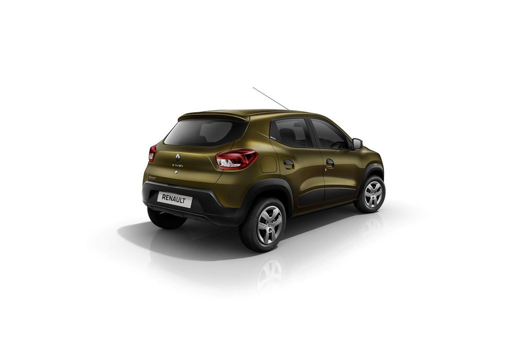 2016 Renault Kwid 3 2016 Renault Kwid : Features and specs
