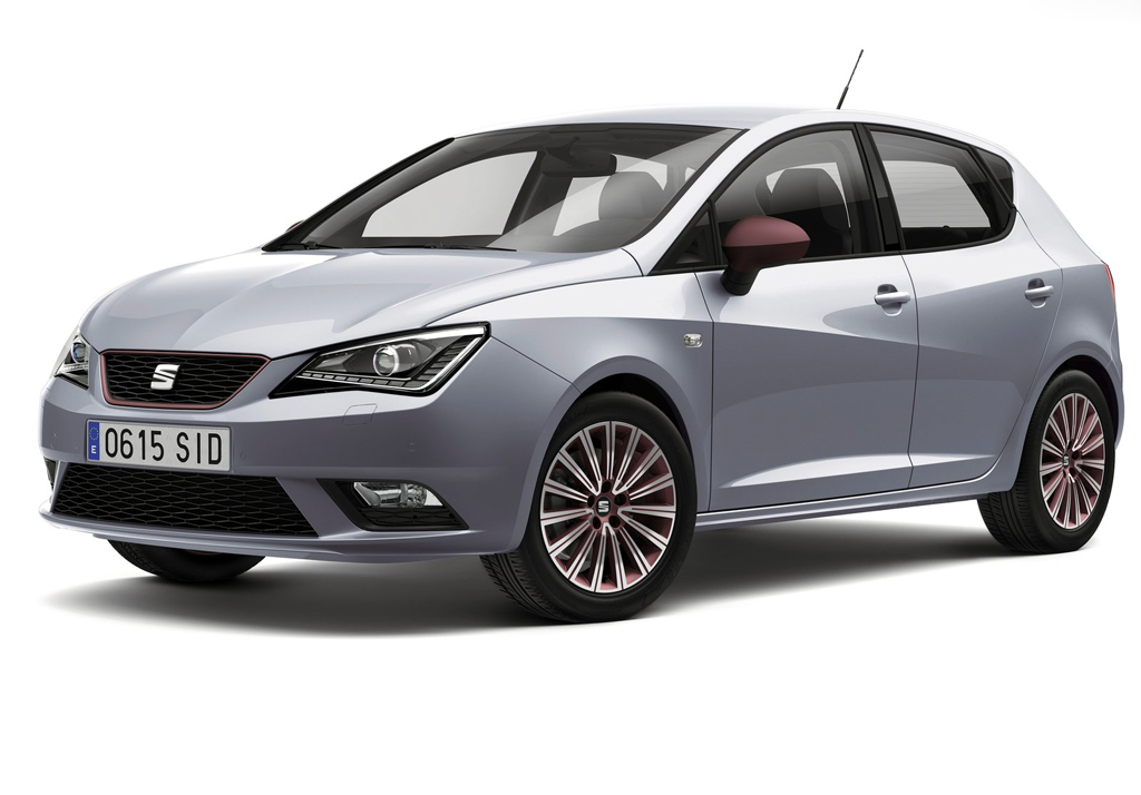 2016 seat ibiza features and photos. Black Bedroom Furniture Sets. Home Design Ideas