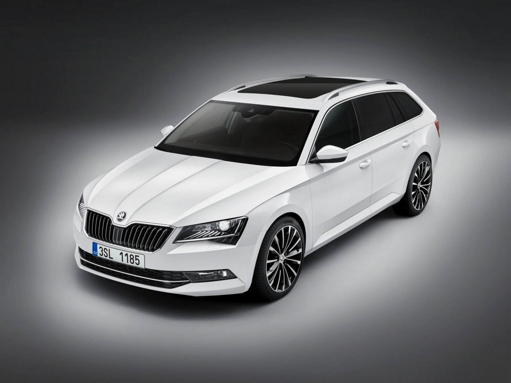 2016 Skoda Superb Combi 1 2016 Skoda Superb Combi : Features