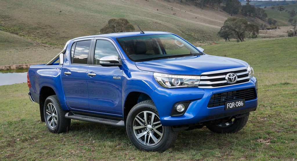 2016 Toyota Hilux 1 2016 Toyota Hilux : Features and specs