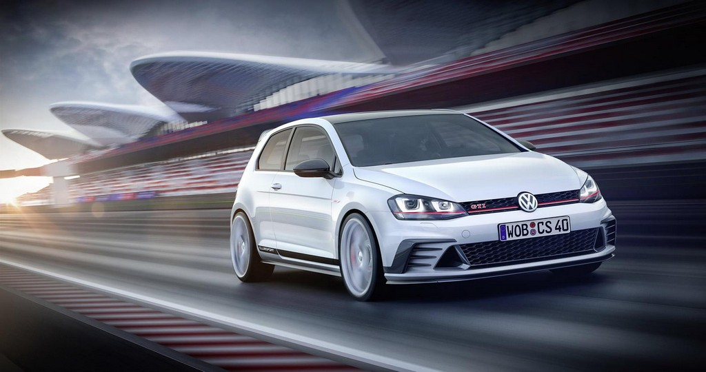 2016 Volkswagen Golf GTI Clubsport 1 2015 Volkswagen Golf GTI Clubsport