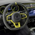 Volkswagen Golf GTI Dark Shine Concept Interior (1)