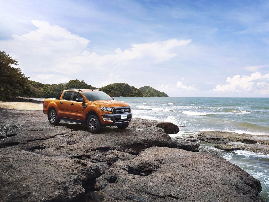 2015 Ford Ranger Wildtrak 1 2015 Ford Ranger Wildtrak Model Released