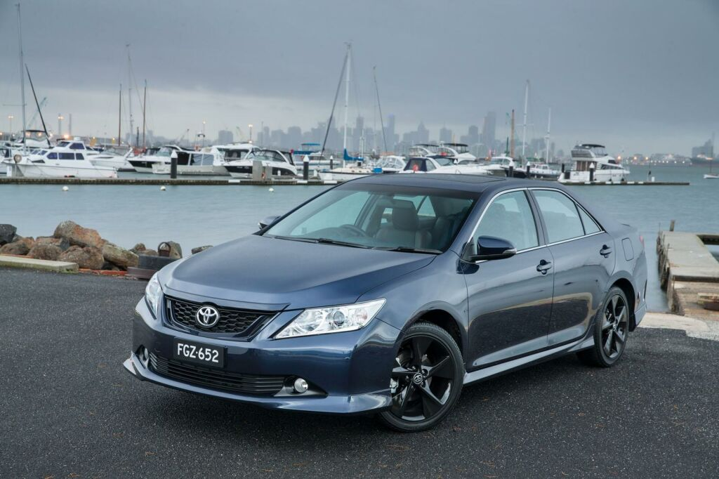 2015 Toyota Aurion 2 2015 Toyota Aurion Features and Details