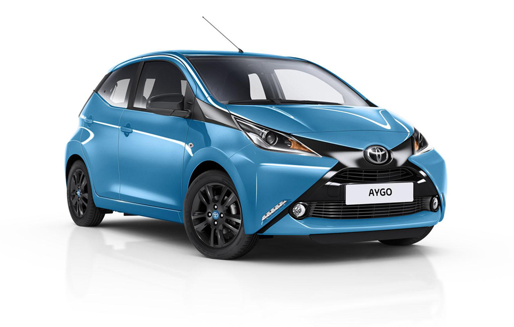 2015 Toyota Aygo x cite 1 2015 Toyota Aygo x cite : Features