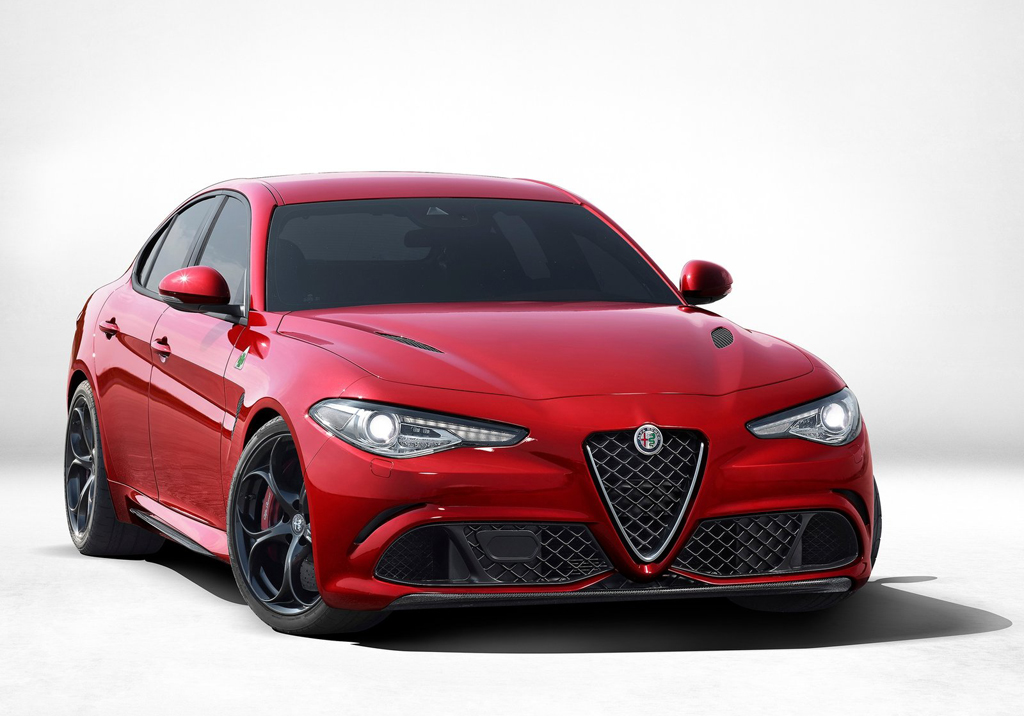 2016 Alfa Romeo Giulia 1 2016 Alfa Romeo Giulia : Features and details