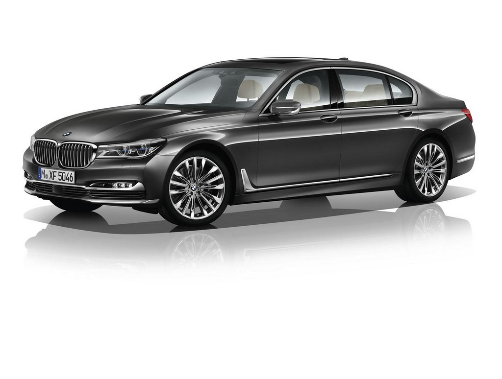 2016 BMW 7 Series 3 2016 BMW 7 Series : Features and Specs